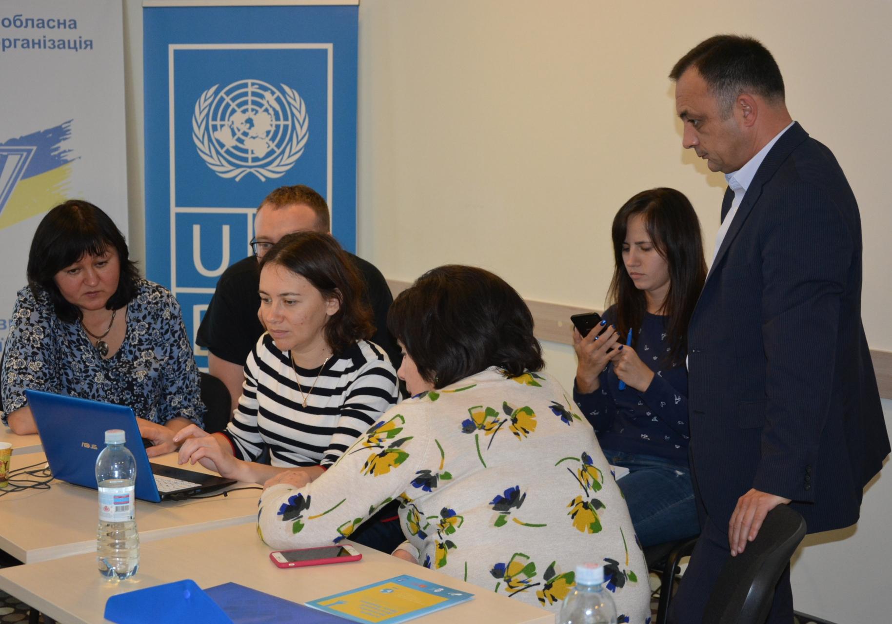 Робоча зустріч членів Мережі в Рівному, 15 жовтня 2018 року