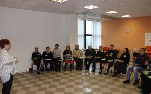 Школа проектного менеджменту. Тренінг «Розробка соціальних проектів»