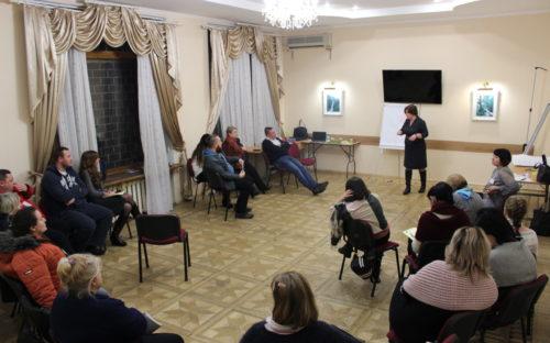 Школа інформування та комунікацій в  ЦПГКІ Тамариск